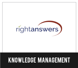 RightAnswers - Knowledge Management