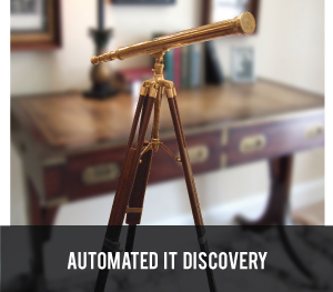 Automated IT Discovery