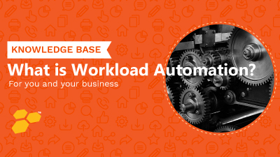 What is Workload Automation?
