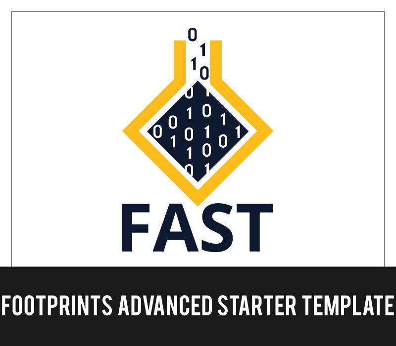 FootPrints Advanced Starter Template