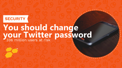 Change Twitter Password