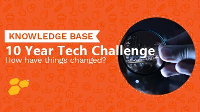 10 Year Tech Challenge